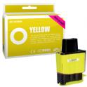 Cartucho de tinta compatible  -  BROTHER LC900Y  -  amarillo  -  (LC900-Y)