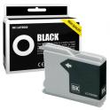 Cartucho de tinta compatible  -  BROTHER LC970  -  negro  -  (LC970-BK)
