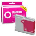 Cartucho de tinta compatible  -  BROTHER LC970  -  magenta  -  (LC970-M)